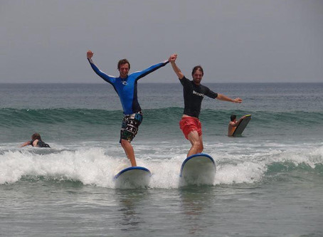Blog: Learn to Surf