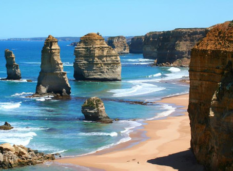 Blog: Great Ocean Road ROCKS!!