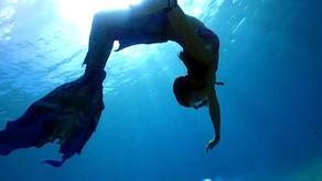 人魚になって奄美の海へ!「マーメイドスイム」を体験してみませんか?