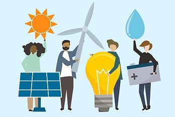people-with-renewable-energy-resources-i