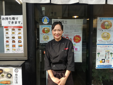 Refill 松戸協力店第12号!RIDOS味一番さん参加!
