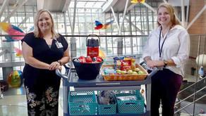 Children's Hospital Foundation Awarded $2,500 Grant for Pediatric Palliative Care