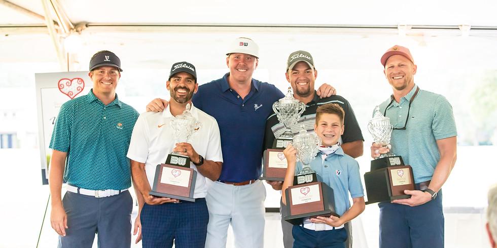 """2021 Brandon Weeden """"Swing from the Heart"""" Golf Challenge"""