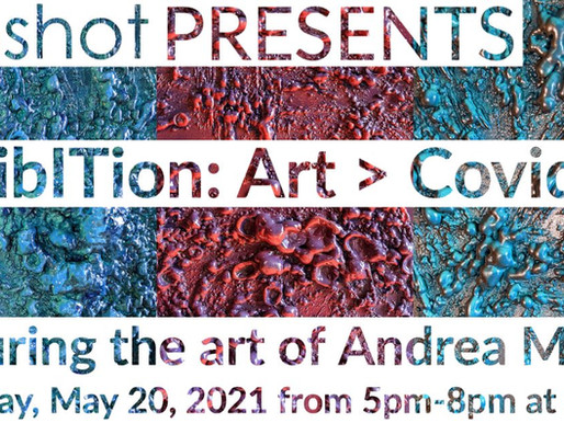 Art Opening at Amshot Features Artist Andrea Martin and Benefits Children's Hospital Foundation