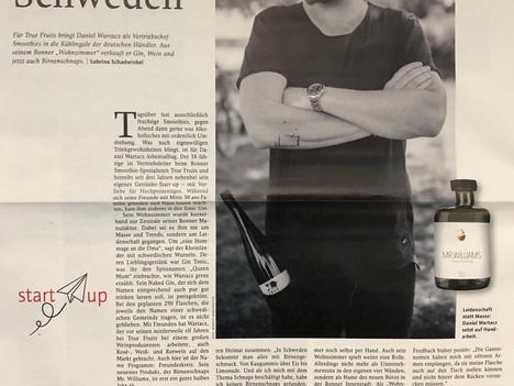 Lebensmittel Zeitung, Sept 2018