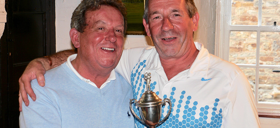 HOLE-IN-ONE MAKES HISTORY AT MARTIN-BROOKS' GOLF DAY