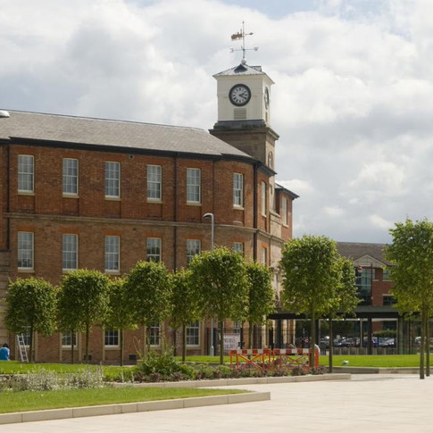 Derby College Roundhouse