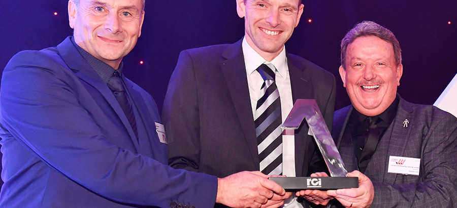 MARTIN-BROOKS TRIUMPHS AT ROOFING AWARDS