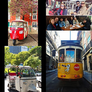 The essentials of Lisbon in TukTuk