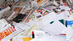 CRUSH Paper Clutter TODAY