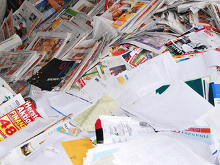 Paperwork - What to Keep and What to Shred