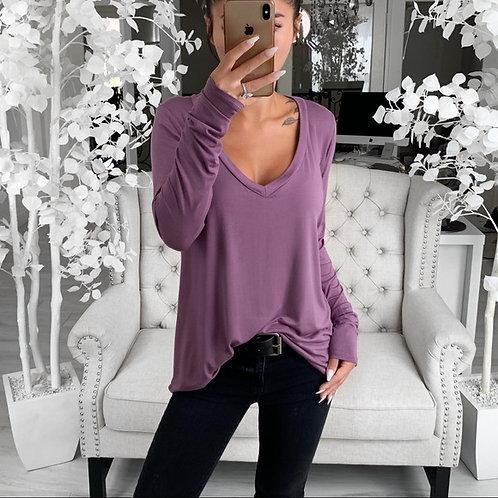 BUTTER in Purple