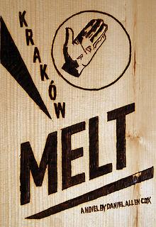 Krakow Melt, Daniel Allen Cox, novel, Arsenal Pulp Press, essays, queer, writer, Canada