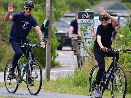 Bike to enjoy, beat the Pandemic, perhaps also aging !