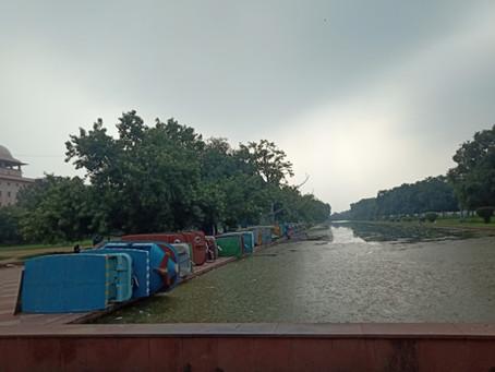 Rajpath Delhi soon to be a nostalgia