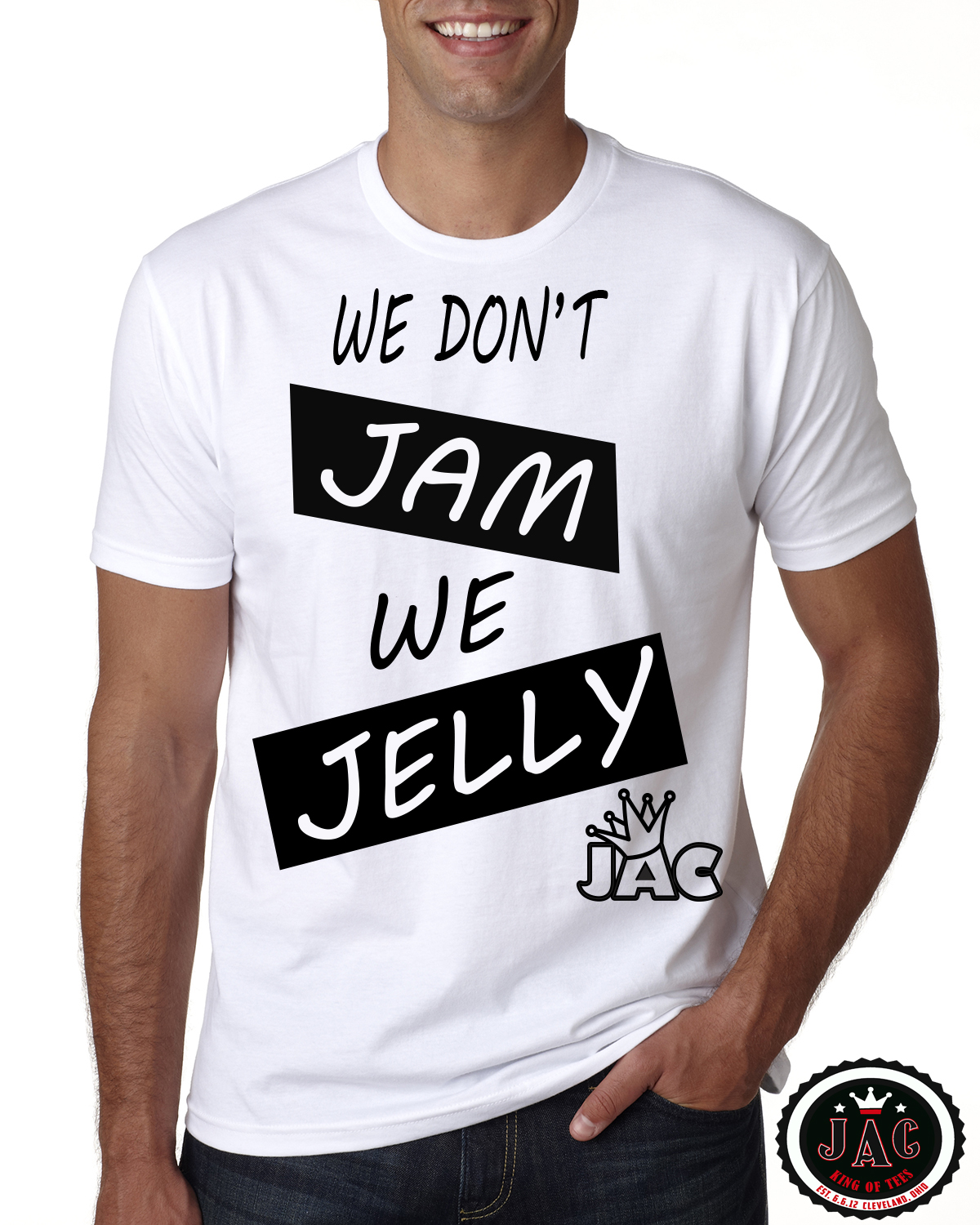 White Jam  No Jelly
