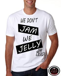White Jam  No Jelly