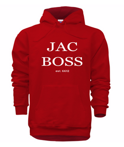 JAC BOSS White & Red