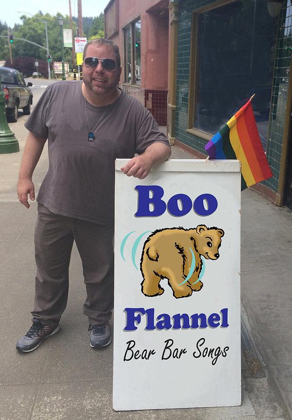 Boo Flannel