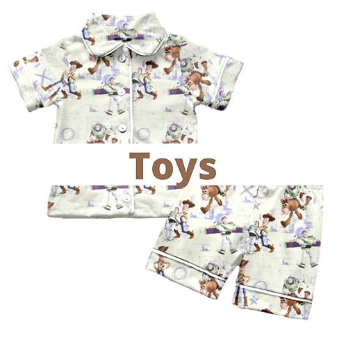 Toys Loungewear