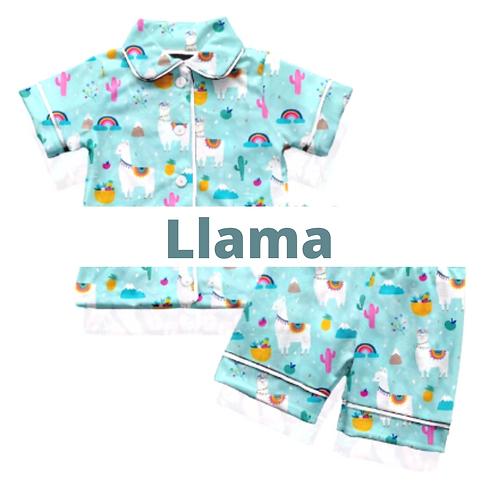 Llama Loungewear