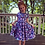 Thumbnail: Just for Littles Purple Butterfly Dress