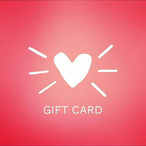 Gift Card Pack