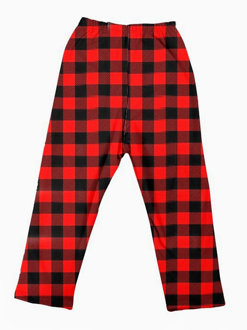 Buffalo Plaid Pants