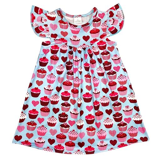 LoveTinyToes Cupcake Hearts