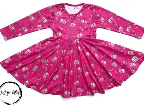 Just for Littles Pink Pumpkins