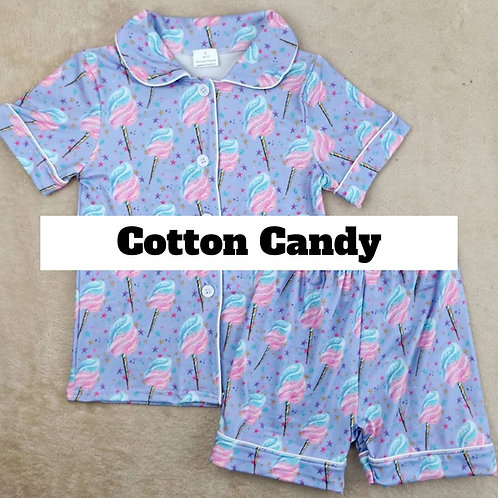 LoveTinyToes Cotton Candy Loungewear