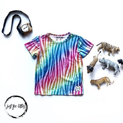 Just for Littles Rainbow Safari