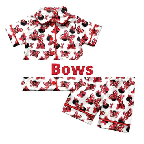 Bows Loungewear