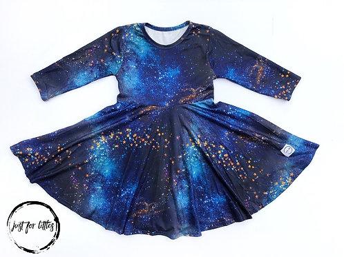 Galaxy 3/4 Sleeve