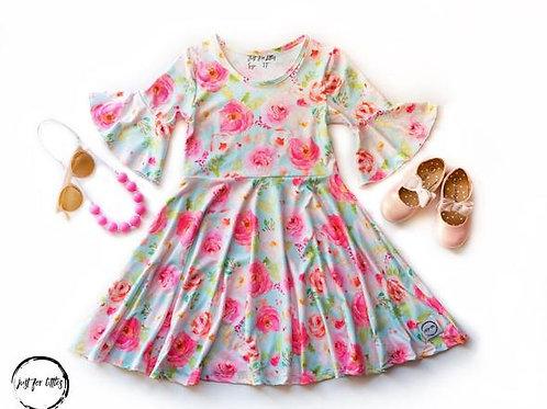 Just for Littles Boho Spring Floral