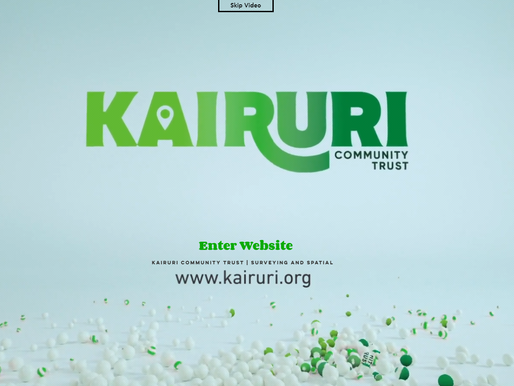 Kairūri Community Trust launches its video animation