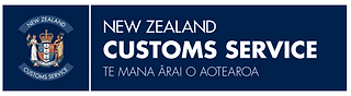 Crimestoppers NZ | NZ Customs logo