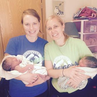 Twin Homebirth Midwifery Care