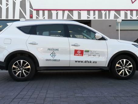 Vehículo de Gerencia DFSK SUV 580 Luxury en venta