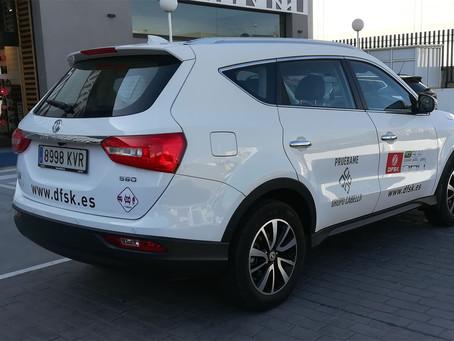 En Grupo CABMEI ICARS apostamos por el SUV y la electrificación de la gama de vehículos
