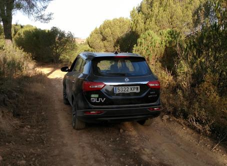 La importancia de la altura libre al suelo en los vehículos de la gama DFSK