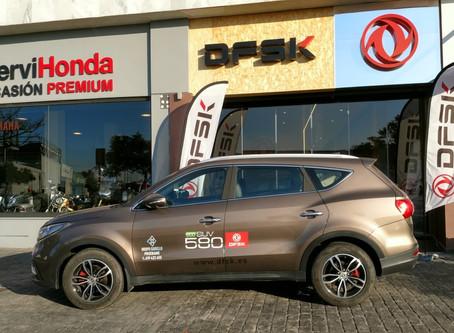 DFSK Málaga patrocinará la segunda edición del Campeonato Extremo 4x4 de Andalucía 2020