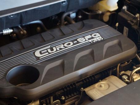 Utilización de motores turbo alimentados en la gama SUV de DFSK