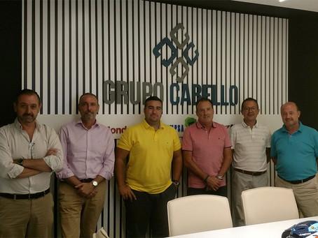 Las instalaciones de Grupo Cabello en Málaga acogen un curso de formación sobre la gama DFSK y Seres
