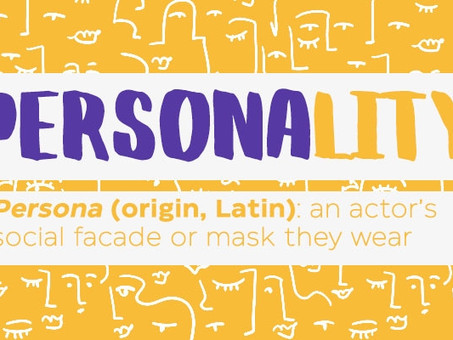 Newsletter #3: 10 things you need to know about personality