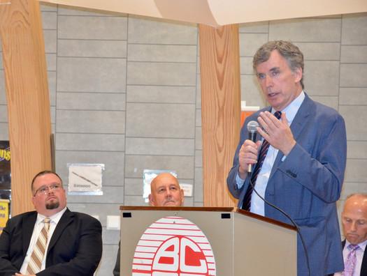 Joe Burns Announces Candidacy for City of Binghamton Mayor