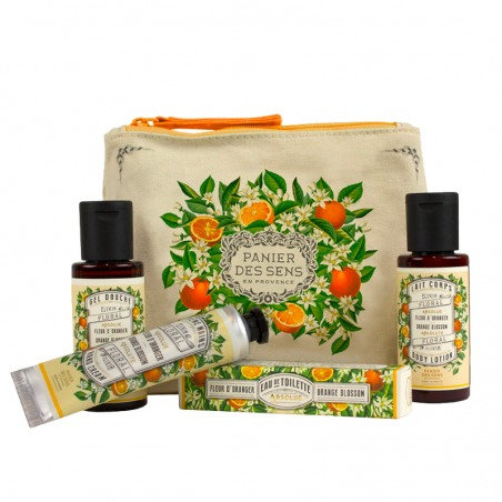 Travel Pouch Gift Set