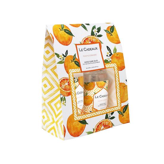 Fleur D'Orange Hand Care Set