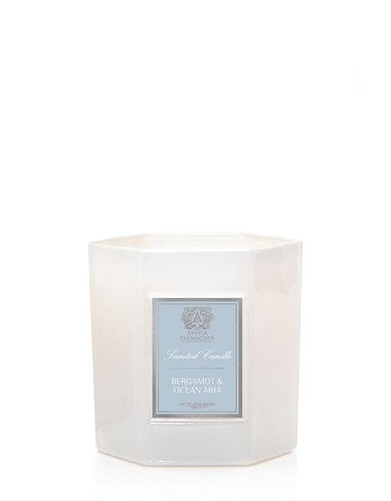 Bergamot Ocean Aria Candle