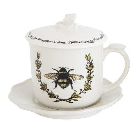 Tea Strainer Mug